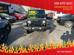 2011 Jeep Wrangler Unlimited for Sale in Irvington, NJ