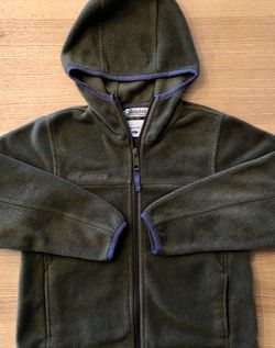 Columbia fleace jacket 6/7 for Sale in SeaTac,  WA