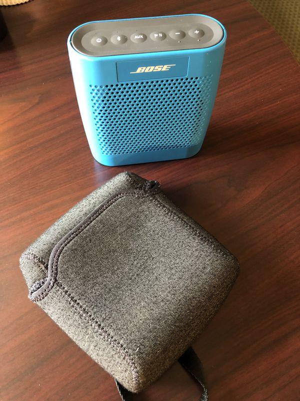 Bose SoundLink Color Bluetooth Speaker w/Cover