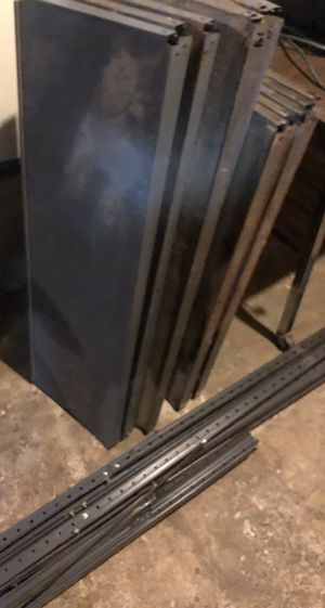 Metal Basement/Garage/Shed Shelving for Sale in St. Louis, MO