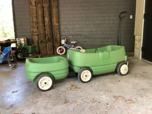Wagon with trailer for Sale in Indianapolis, IN