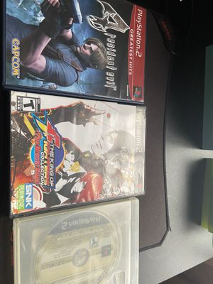 Ps2 games for Sale in Chicago, IL