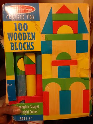 Wooden blocks for Sale in Shaker Heights, OH