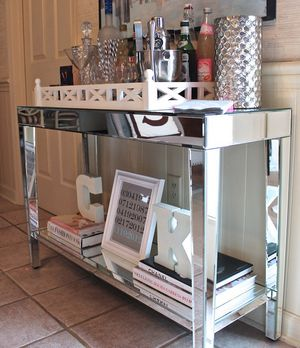 Mirrored Console Table for Sale in Houston, TX