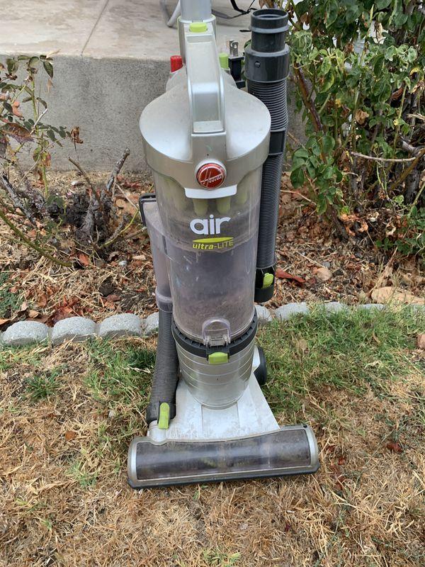 Hoover air ultra lite vacuum