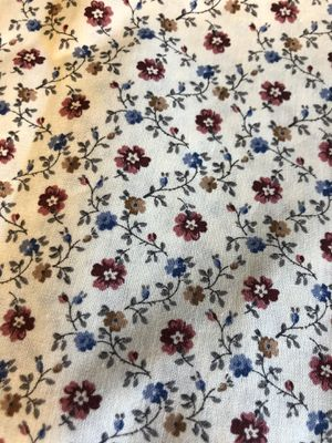 """Fabric 1 1/8 yds 45"""" wide for Sale in Clovis, CA"""