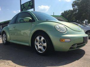 2002 Volkswagen New Beetle for Sale in Dallas, TX
