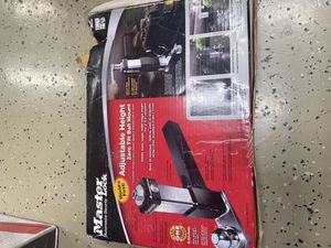 Master lock adjustable hitch for Sale in Riverside, CA