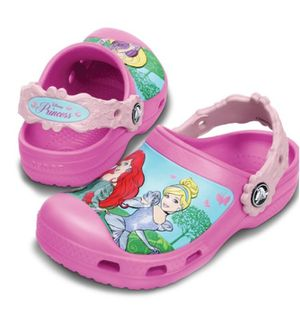 Crocs Disney Tangled Magical Day Kids' Clogs for Sale in Orlando, FL