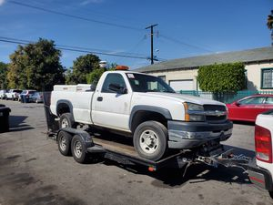 2003 Silverado 2500hd parting out for Sale in Los Angeles, CA