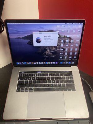 "2017 15"" MacBook Pro w/Touchbar for Sale in Mount Pleasant, SC"