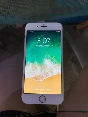 iPhone 6s 64 GB Rose Gold for Sale in Tempe, AZ
