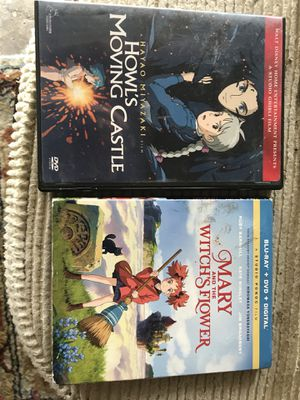 Hayao miyazaki movies for Sale in Los Angeles, CA
