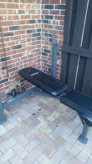 Workout bench for Sale in Lakeland, FL