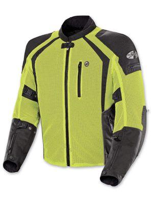 Joe Rocket Phoenix Ion Men's Mesh Motorcycle Jacket (Hi-Viz Neon, Medium) for Sale in Coronado, CA