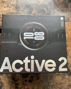 Samsung Galaxy Active 2, Special Edition Under Armor, Smart watch 44mm for Sale in Irvine,  CA