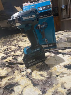 Makita brushless impact for Sale in Benton City, WA