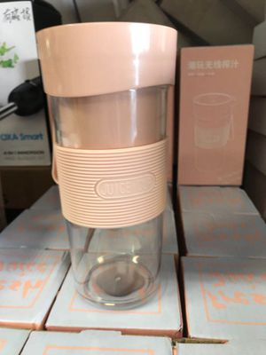 350 ml USB Rechargeable Juicer Mini Portable Blender electric Juicer Cup More Powerful Juice Maker Cup Mixer Bottle for Sale in Rosemead, CA