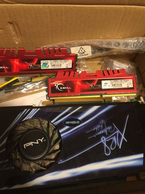 Radeon Sapphire GPU for Sale in Milwaukie, OR