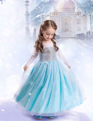 Elsa Frozen Fancy Dress for Sale in City of Industry, CA