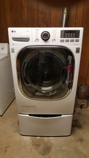 LG ALL IN ONE WASHER/DRYER MINI WASH for Sale in Laytonsville, MD