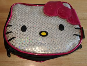 Hello Kitty Insulated Lunchbag for Sale in Saint Charles, MO