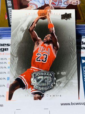 ❤️❤️ 2009-2010 Jordan Legacy Michael Jordan Card No. 19 ❤️❤️ for Sale in San Diego, CA