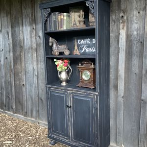 """Shabby Chic"" Black Shelf - Bookcase for Sale in Hillsboro, OR"