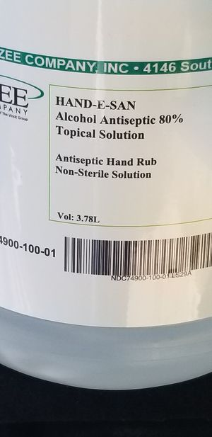 Hand disinfect for Sale in Richmond, VA
