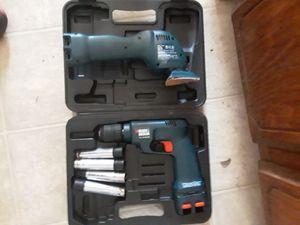 Black decker drill corner sander for Sale in Springfield, MO