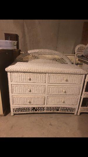 Wicker bedroom set for Sale in Bear, DE
