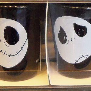Disney The Nightmare Before Christmas Jack Skellington Shot Glass Set for Sale in Harrisburg, PA
