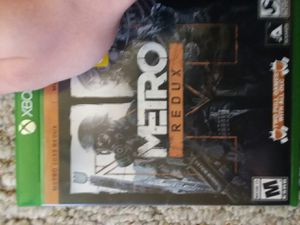 Metro Redux Game Bundle for Sale in Sunbury, OH