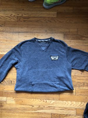 Vans sweater - Medium for Sale in Portland, OR