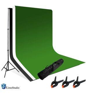 Studio Backdrop Background Kit for Sale in Jupiter, FL