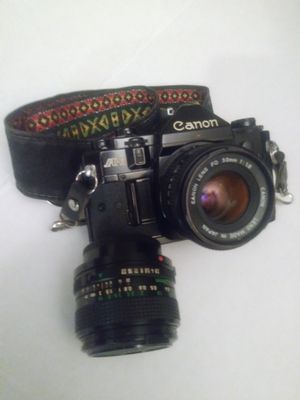 CANON A-1 ORIGINAL CAMARA for Sale in Greenbelt, MD