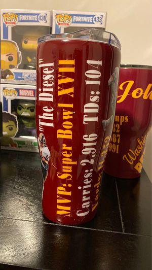 John Riggins yeti cup for Sale in La Plata, MD