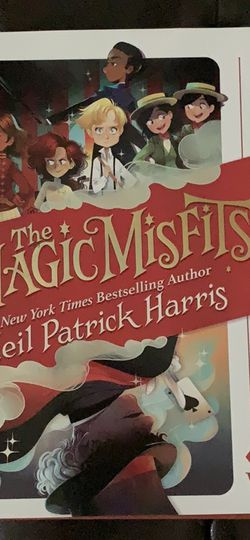 The Magic Misfits - Book for Sale in Glendale,  CA