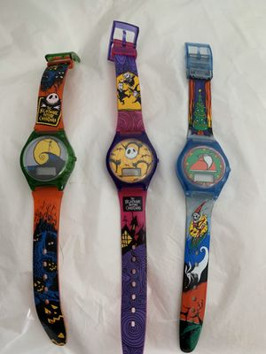 Nightmare before Christmas watches for Sale in Hamilton Township, NJ