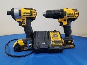Dewalt 20v drill set for Sale in Alexandria, VA