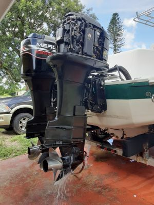 Mercury outboard engines for Sale in Temple Terrace, FL