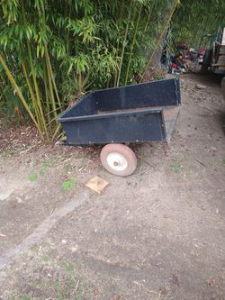 Wagon For Riding Mower for Sale in Stone Mountain,  GA