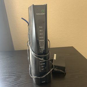 Century Link Router Modem for Sale in Colorado Springs, CO