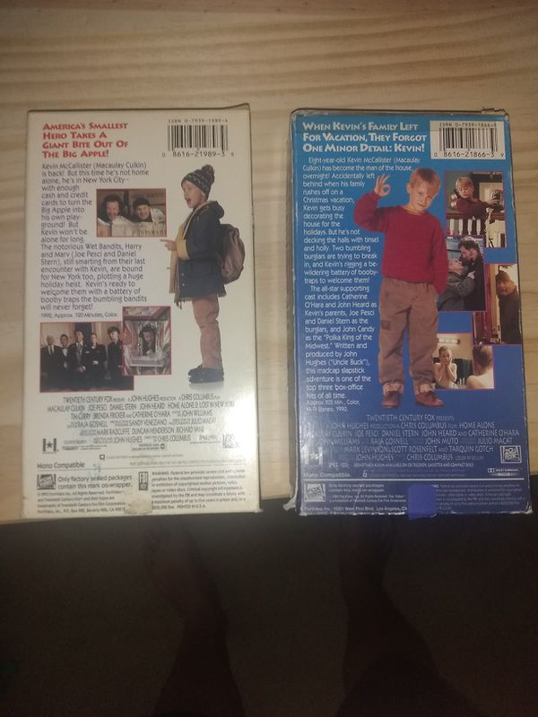 Home alone movies