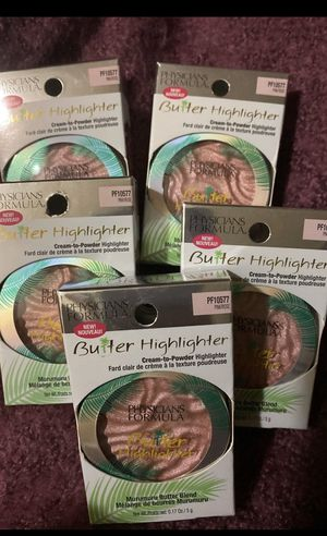 Physicians formula butter blush $4 each for Sale in Ontario, CA