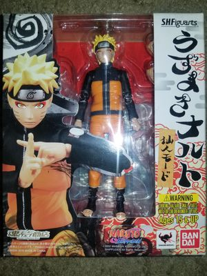 Figuarts Naruto Sennin Sage Mode for Sale in Inglewood, CA