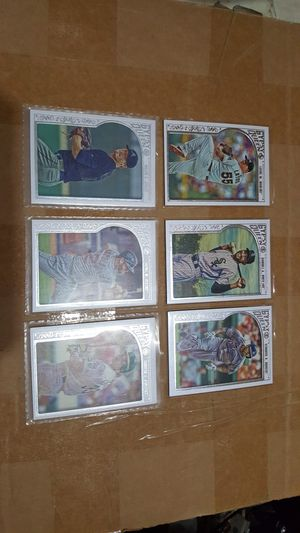 2015 gypsy tween baseball card lot of 6 near mint cards for Sale in Brooklyn, NY