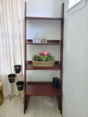 Leaning bookshelves (2) for Sale in Windermere, FL