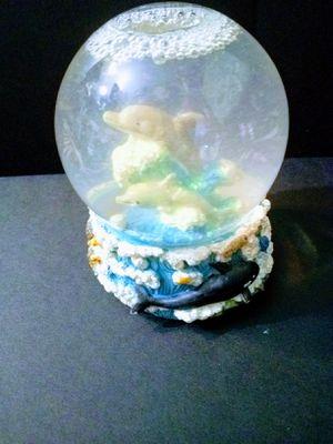Sea Life Snowglobe for Sale in San Angelo, TX