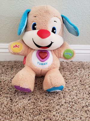 Fisher Price learning bear for Sale in Wildomar, CA